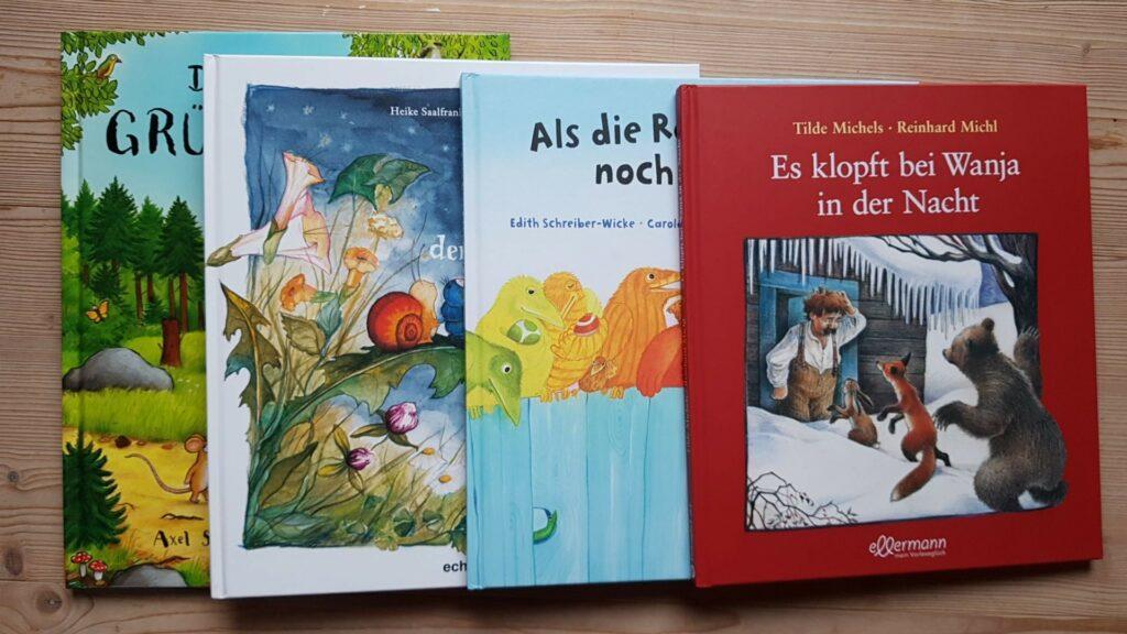 Gute Bilderbücher für die Grundschule
