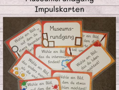 Museumsrundgang Impulskarten
