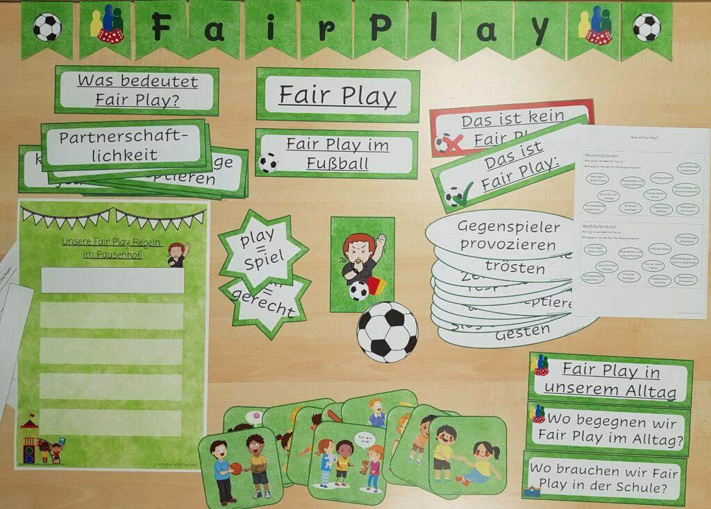 Fair Play in der Grundschule
