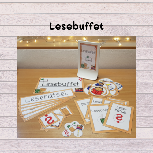 Lesebuffet